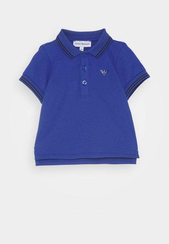 BABY - Polo - bluette