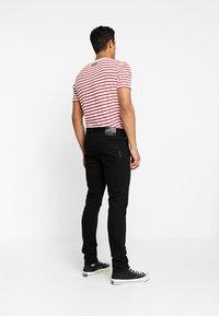 Scotch & Soda - SKIM - Slim fit jeans - stay black - 2