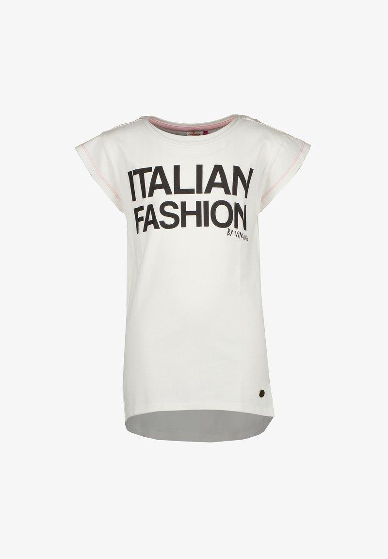 Vingino - HOPISA - T-shirt print - real white