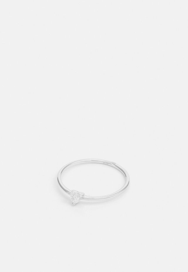 HEART - Ring - silver