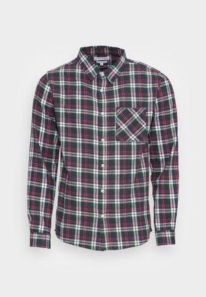 CHECK - Shirt - green
