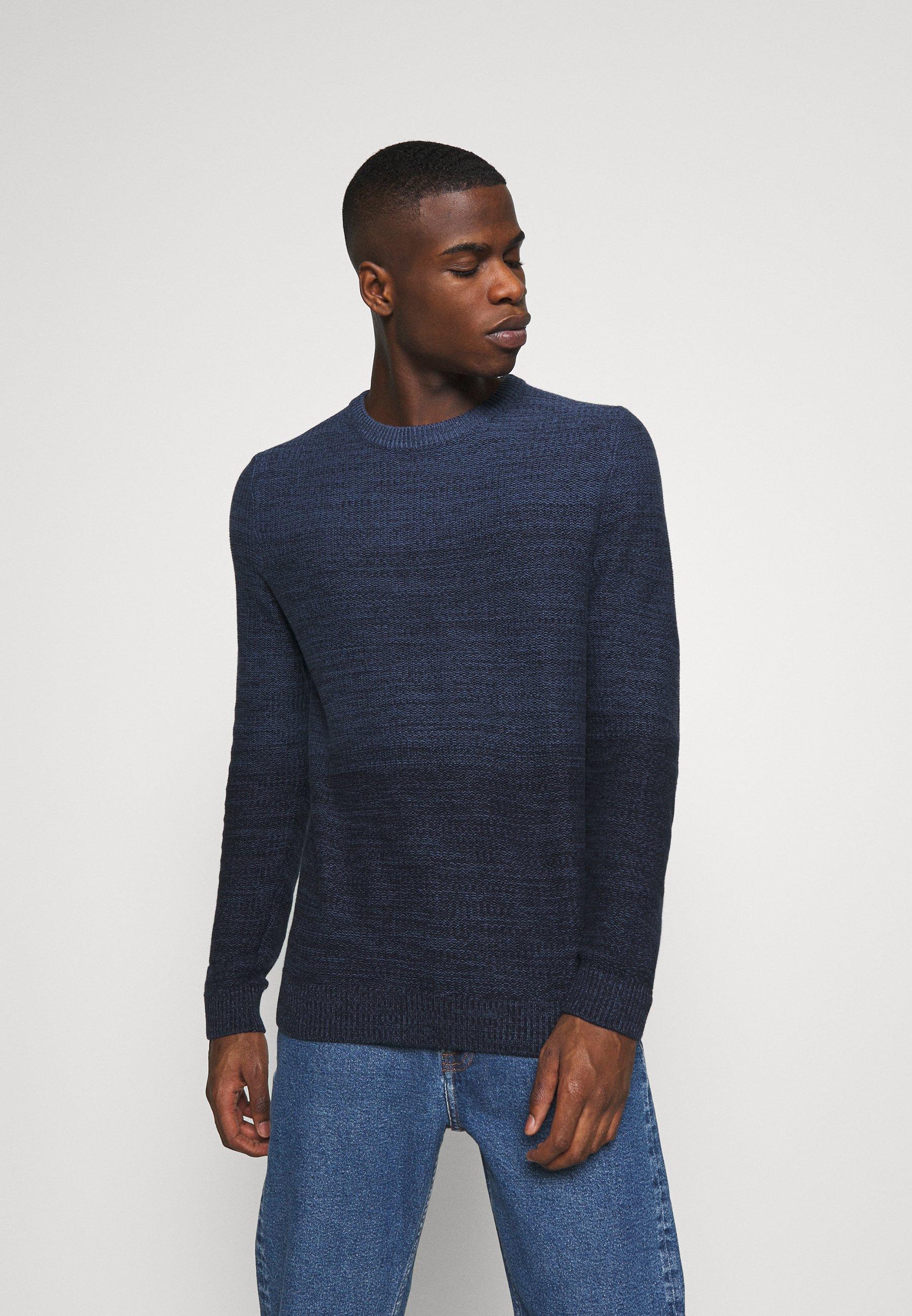 Homme JJEGRAHAM CREW NECK - Pullover