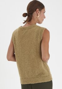 PULZ - PXIRIS SPECIAL FAIR OFFER - Cardigan - gothic olive - 4
