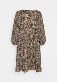 PIECES Tall - PCGILBERTA DRESS TALL  - Day dress - black - 1