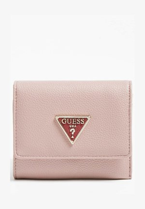 KIRBY TRIANGLE LOGO - Wallet - rose