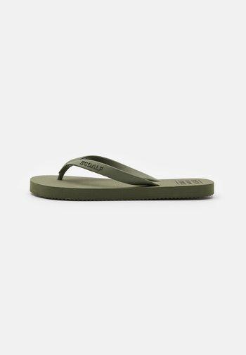 ALGAM KIDS UNISEX - Pool shoes - khaki