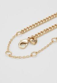 ALDO - MANACCA - Ketting - mint and blush combo/gold-coloured - 3