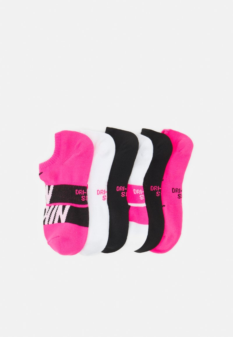 Nike Performance - EVERYDAY NO SHOW 6 PACK - Sports socks - multi-coloured