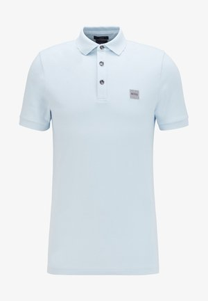 PASSENGER  - Polo shirt - light blue
