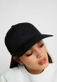 Armani Exchange - Keps - black - 4