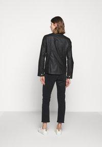 Barbour International - THUNDERBOLT CASUAL - Summer jacket - black - 2