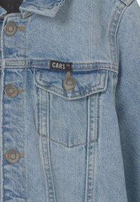 Cars Jeans - TREY - Džínová bunda - light-blue denim - 3