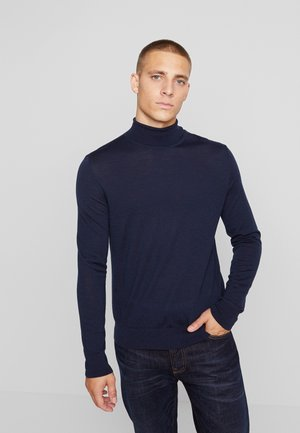 FLEMMING TURTLE NECK - Pullover - night sky