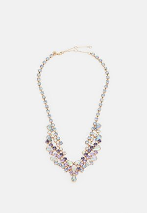 COURTSFIELD - Necklace - purple