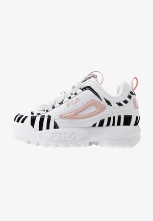 DISRUPTOR - Sneakers basse - white/sepia rose