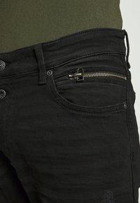 QS by s.Oliver - Slim fit jeans - black melange - 5