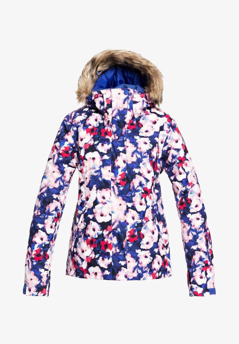 Roxy - JET SKI - Snowboard jacket - mazarine blue mind jingle