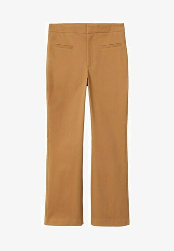 TRUMPET - Trousers - brown