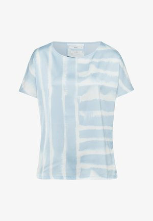 STYLE CAELEN - Print T-shirt - cool blue