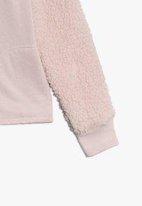 Abercrombie & Fitch - COZY SLEEVE  - Sweatshirt - pink - 1