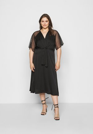 SACHITA DRESS - Cocktailjurk - black