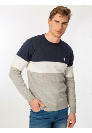 CONRAD  - Sweter - grey melange