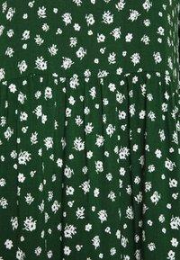 Even&Odd - Day dress - green/white - 5