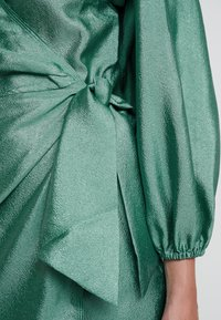 Samsøe Samsøe - MAGNOLIA SHORT DRESS - Cocktail dress / Party dress - green - 6