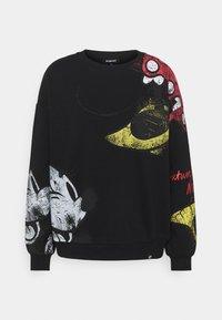 MINNIE - Sweatshirt - black