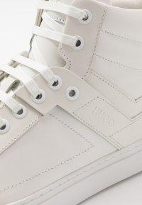 HUGO - FUTURISM - Sneakers hoog - white - 5