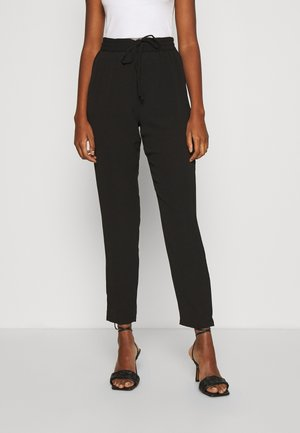 VMSAGA STRING PANT - Trousers - black