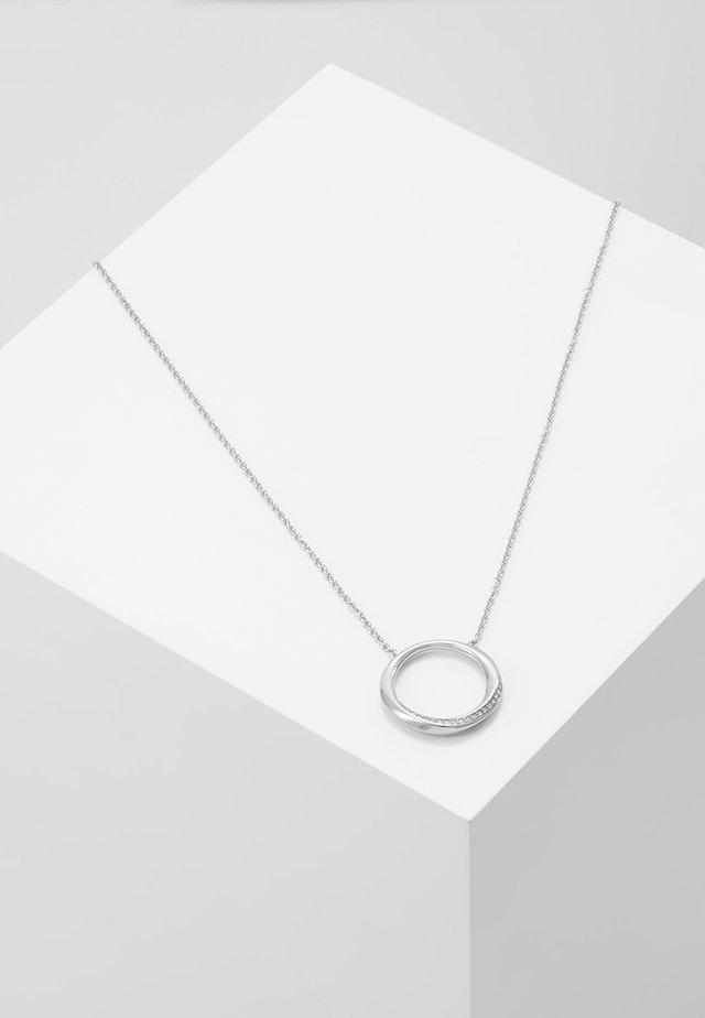 CLASSICS - Necklace - silver-coloured