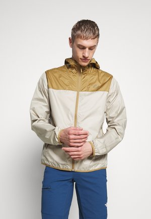 MENS CYCLONE 2.0 HOODIE - Waterproof jacket - british khaki/twill beige