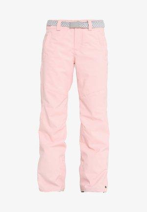 STAR PANTS - Snow pants - strawberry cream