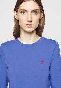 Polo Ralph Lauren - Long sleeved top - resort blue - 3