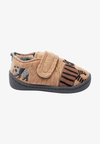 DINOSAUR  - Slippers - brown
