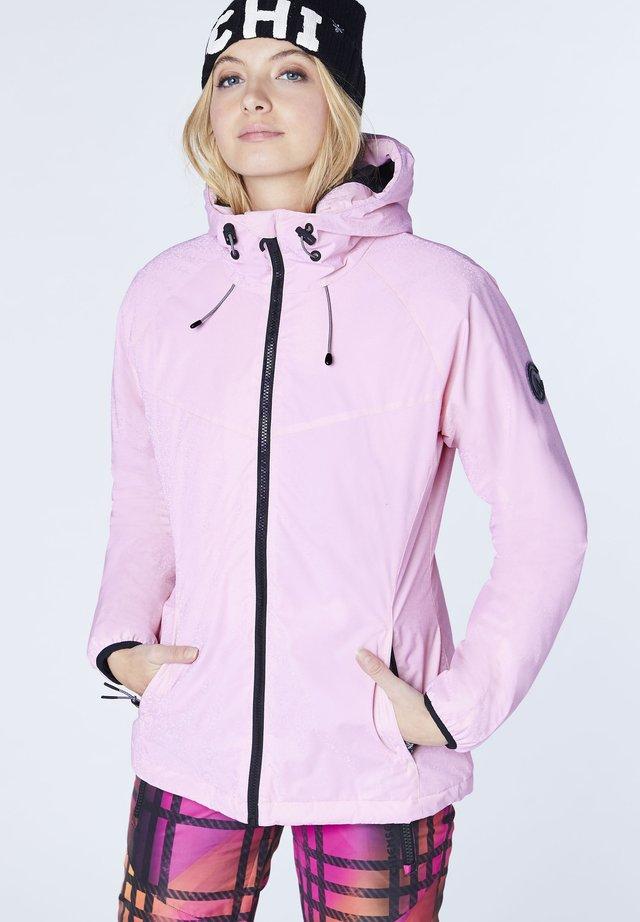 IM BLOUSON SCHNITT - Winter jacket - pink lady