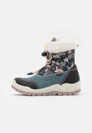 Zimní obuv - multicolor