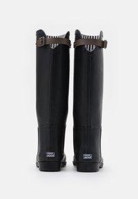 Vero Moda - VMELAINE BOOT - Wellies - black - 3