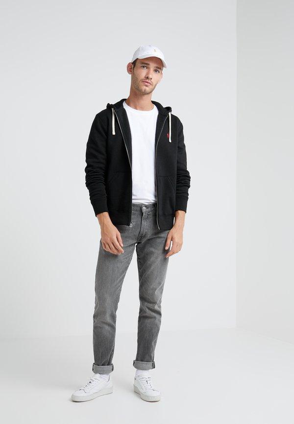 Polo Ralph Lauren HOOD - Bluza z kapturem - black/czarny Odzież Męska CLZF