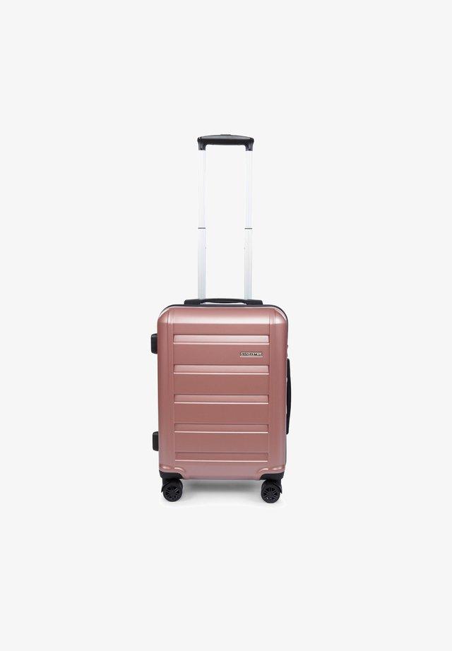 Set de valises - or rose