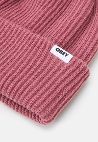 Obey Clothing - UNISEX - Beanie - mesa rose - 2