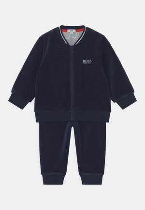 TRACK SUIT - Tracksuit - navy