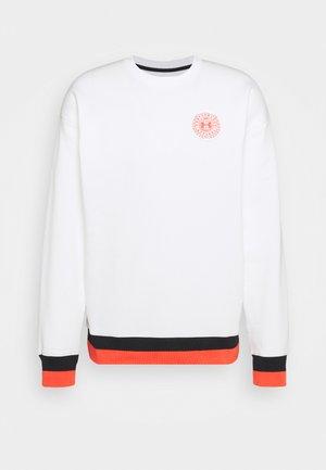 RIVAL ALMA MATER CREW - Sweater - onyx white