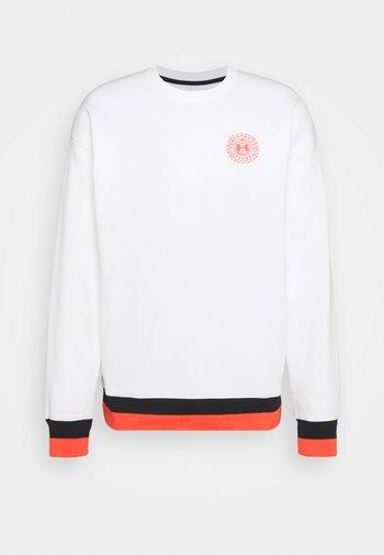 RIVAL ALMA MATER CREW - Sweatshirt - onyx white