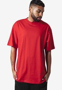 Urban Classics - T-shirt - bas - red - 0