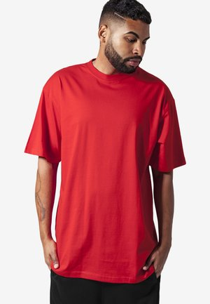 TALL TEE - Basic T-shirt - red