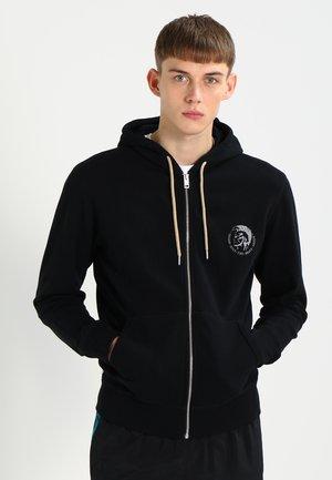 UMLT-BRANDON-Z - veste en sweat zippée - schwarz