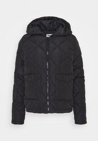 NMFALCON JACKET TALL - Summer jacket - black