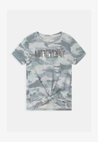 Abercrombie & Fitch - TECH CORE - T-shirt med print - multi-coloured - 0